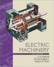 Electric Machinery (6th Hardcover Edition)