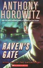 The Gatekeepers #1: Raven's Gate (1)