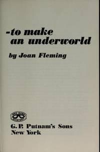 To Make an Underworld
