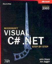 Microsoft Visual C# .NET Step by Step--Version 2003
