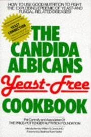 image of The Candida Albicans Yeast-Free Cookbook