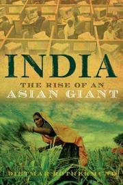India the Rise of an Asian Giant