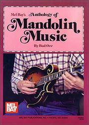 Mel Bay's Anthology of Mandolin Music