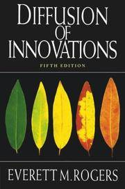 Diffusion of Innovations Fifth Edition
