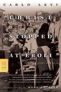 image of Christ Stopped at Eboli: The Story of a Year