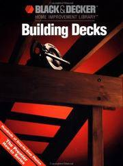 Building Decks  Black & Decker Home Improvement Library