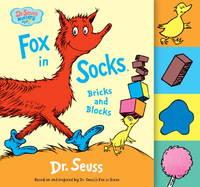 image of Fox in Socks, Bricks and Blocks (Dr. Seuss Nursery Collection)