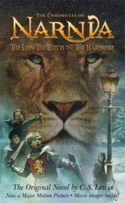 image of The Lion, the Witch and the Wardrobe: Book two (The Chronicles of Narnia)