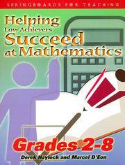 Helping Low Achievers Succeed At Math