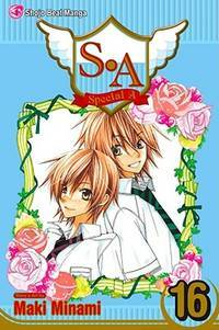 S.A (Special A), Vol. 16 by  Maki Minami - Paperback - from Better World Books  and Biblio.com