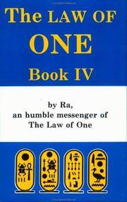 Law of One : The RA Material Book I, II, III, IV, V (Set of 5 Books # 1, 2, 3, 4, 5)