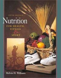 image of Nutrition for Health, Fitness and Sport