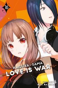 Kaguya-sama: Love Is War, Vol. 16 (16)