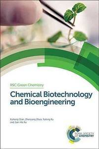 CHEMICAL BIOTECHNOLOGY AND BIOENGINEERING - HB