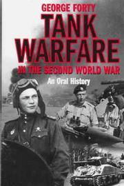 Tank Warfare In the Second World War