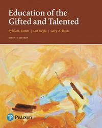 Education of the Gifted and Talented (7th Edition)