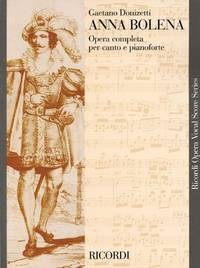 Anna Bolena: Vocal Score