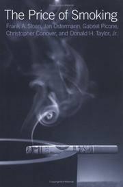 The Price of Smoking (MIT Press)
