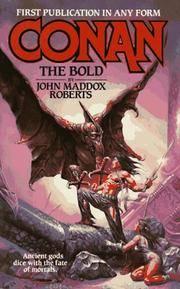 image of CONAN: Bold, the