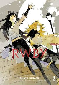 RWBY: The Official Manga, Vol. 2: The Beacon Arc (2)