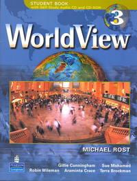 WorldView 3 with Self-Study Audio CD and CD-ROM Workbook (Worldview Workboo ks)