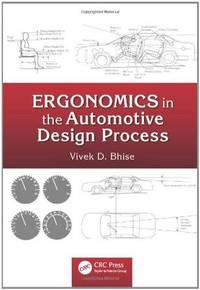 ERGONOMICS IN THE AUTOMOTIVE DESIGN PROCESS (HB 2012)