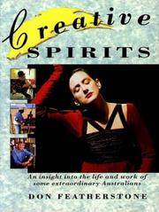 Creative Spirits: An insight into the life and work of some extraordinary Australians