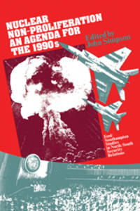 image of Nuclear Non-Proliferation: An Agenda for the 1990s
