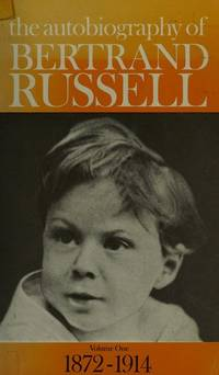 image of The Autobiography of Bertrand Russell.