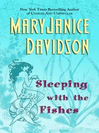 image of Sleeping With the Fishes (Wheeler Large Print Book Series)