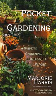 Pocket Gardening - A Guide to Gardening in Impossible Places