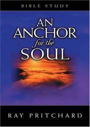 An Anchor For the Soul Bible Study