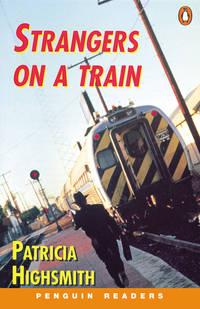 image of STRANGERS ON A TRAIN (LIBRO + CASS) PR4