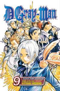 D.Gray-Man, Vol. 9 by Katsura Hoshino - Paperback - 2008-05-06 - from M and N Media (SKU: DIAM-MAR138323)
