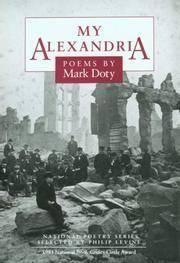 image of My Alexandria: Poems (National Poetry Series)