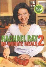 Rachael Ray 30-Minute Meals 2 [Paperback] Ray, Rachael