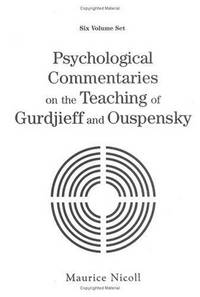 Psychological Commentaries on the Teaching of Gurdjieff and Ouspensky (6 Volume Set)