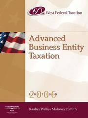 West Federal Taxation 2006 Advanced Business Entities