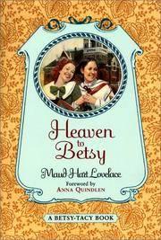 image of Heaven to Betsy (Betsy-Tacy)