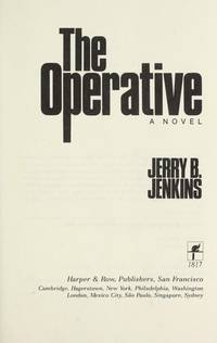 The operative: A novel