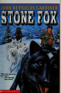 9780439095105 stone fox by john reynolds gardiner