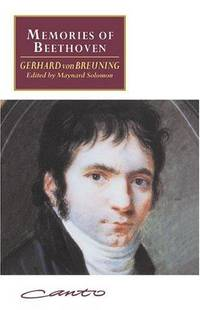 MEMORIES OF BEETHOVEN : From the House of the Black Robed Spainards