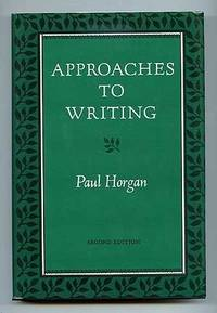 image of Approaches to Writing