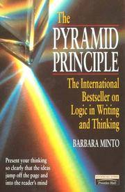 image of The Pyramid Principle: Logic in Writing and Thinking (Ft)