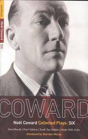 Coward Plays (World Classics) (Volume 6) by Noel Coward - 2000