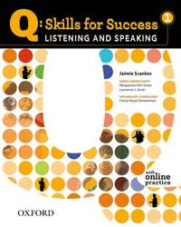 Q - Skills for Success No. 1 : Listening and Speaking