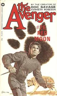 Avenger # 26:  Red Moon