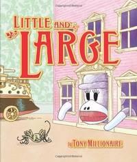 *Signed* Little & Large (Sock Monkey (Graphic Novels)) (1st)