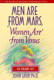 image of Men Are from Mars, Women Are from Venus: Secrets of Great Sex, Improving Communication, Lasting Intimacy and Fulfillment, Giving and Receiving Love, Secrets of Passion, Understanding Martian