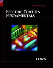 Electric Circuit Fundamentals